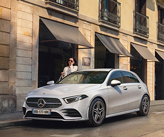 Offre du moment Classe A | Mercedes-Benz France